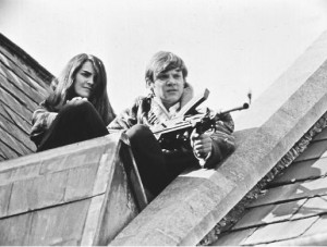 rebels on the rooftops...